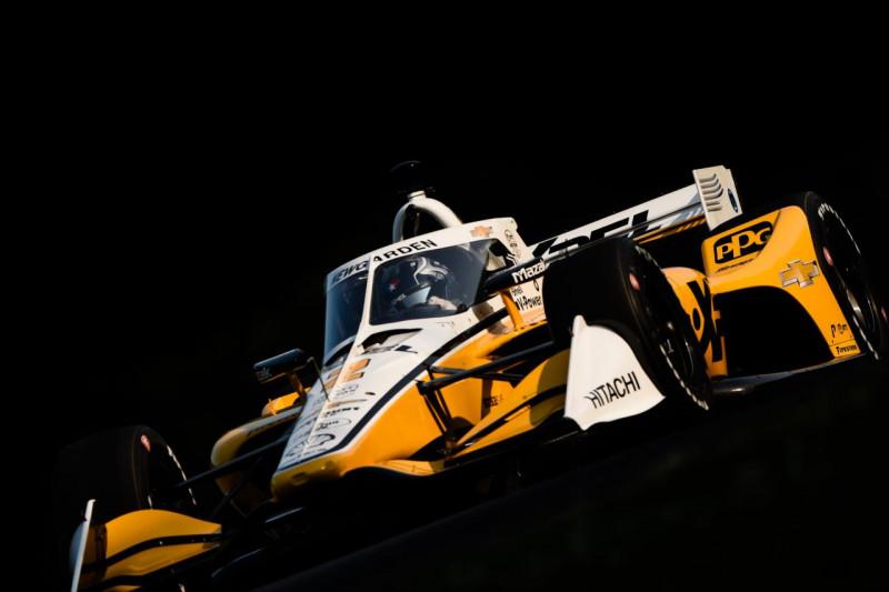 IndyCar: Irtották a mókusokat az IndyCar Laguna Seca-i tesztjén