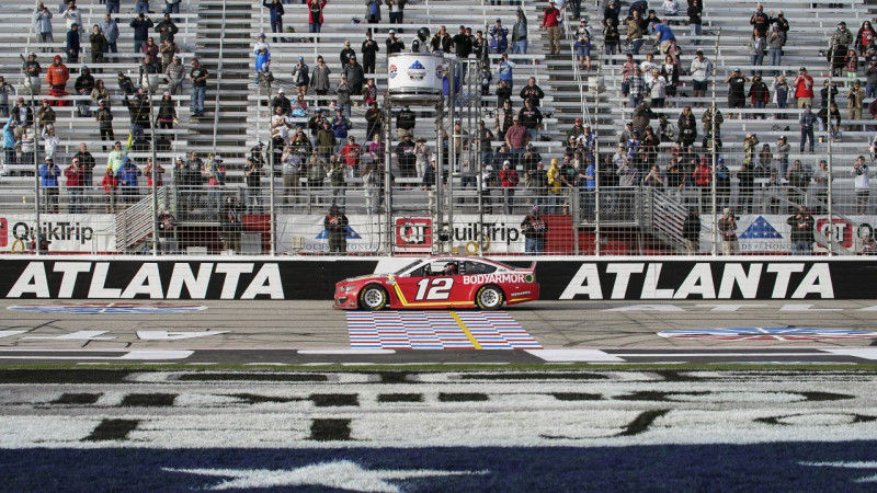 NASCAR: 2022-re teljesen átalakítják az Atlanta Motor Speedwayt