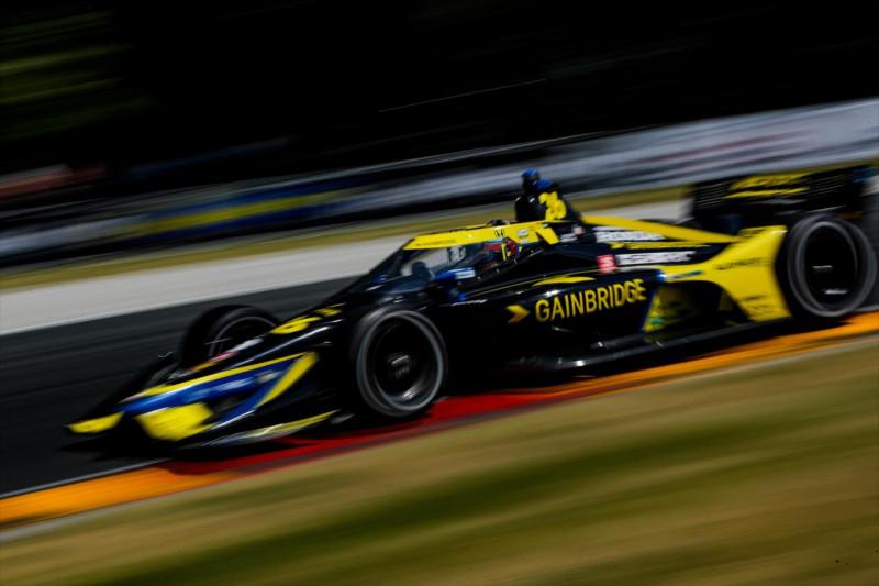 Micsoda kézmunka: Herta bejelentkezett az év IndyCar-mentése címért
