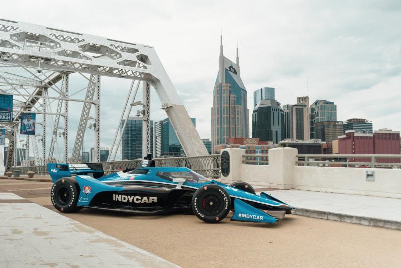 IndyCar: Akár 27 autó is lehet a nashville-i verseny rajtrácsán