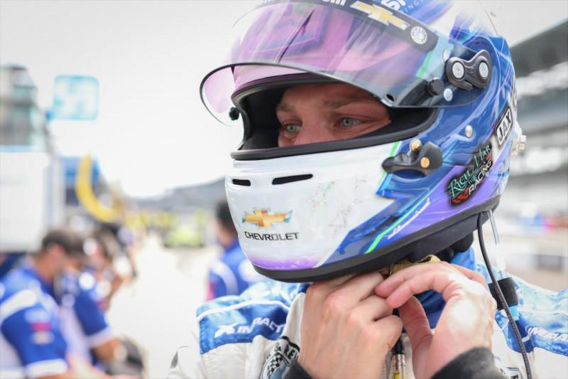 HIVATALOS: Sage Karam bemutatkozik a NASCAR-ban