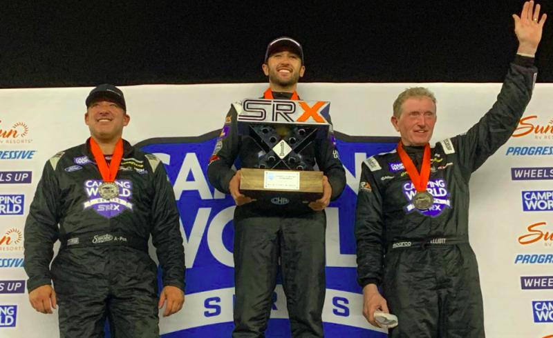 SRX: Chase Ellliott nyert Nashville-en, Tony Stewart a bajnok