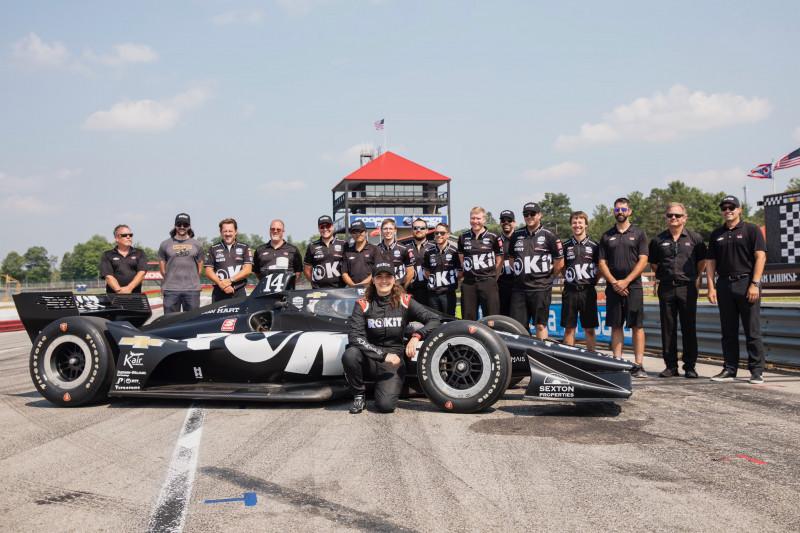 Tatiana Calderon: Más szériák tanulhatnának az IndyCartól