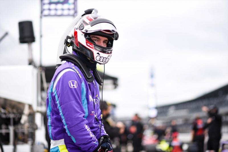 Megverték és felgyújtották – PTSD-vel küzd a NASCAR/IndyCar-versenyző