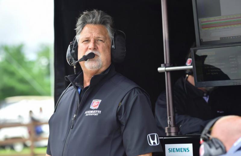 A Forma-1-be is beszállna az Andretti Autosport