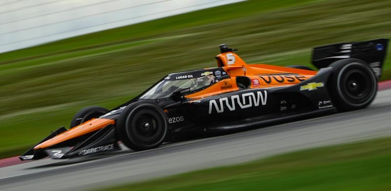 IndyCar: Stoffel Vandoorne is esélyes a McLaren harmadik autójára