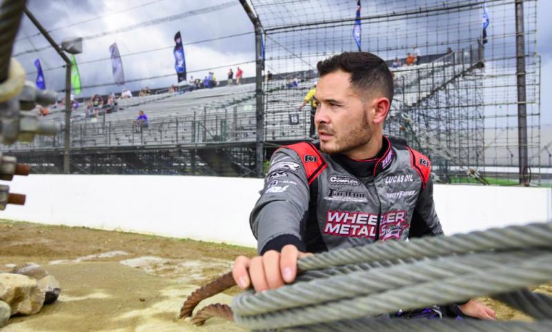 """Kyle Larson """"totálisan belevágna"""" az Indy 500-ba"""
