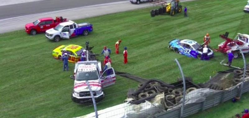 """NASCAR: """"Mintha hülye gyerekek dodzsemeztek volna"""""""