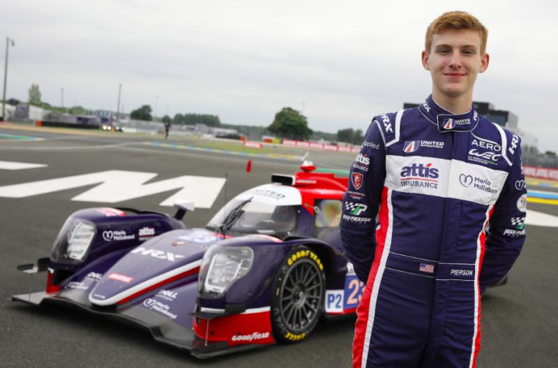 Egy utánpótlás Indy-pilóta lehet a Le Mans-i 24 órás valaha volt legfiatalabb nevezője