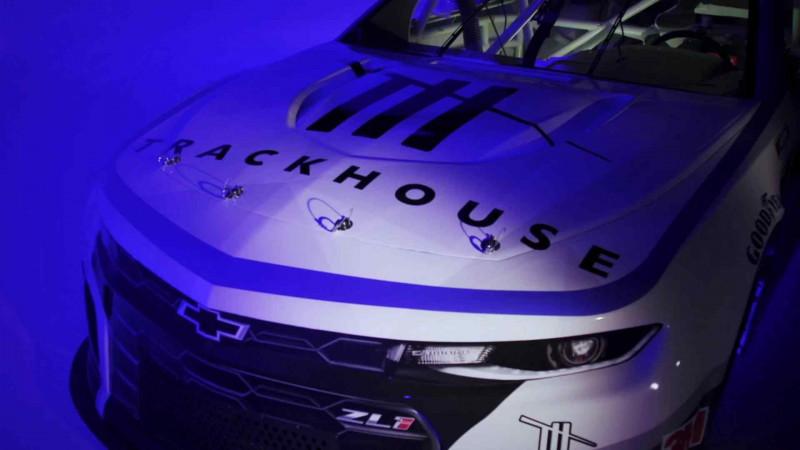 NASCAR: Megnevezte új versenyzőjét a Trackhouse Racing