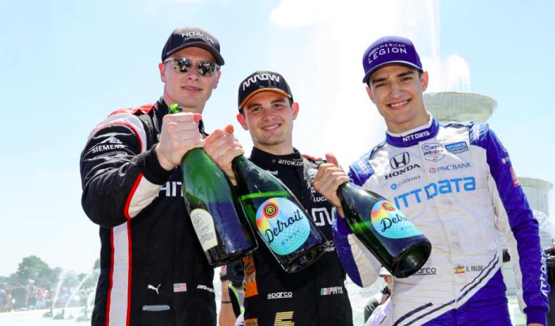 IndyCar: Hogyan lehet bajnok vasárnap Palou, O'Ward és Newgarden?