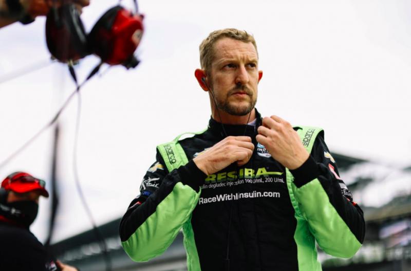 IndyCar: Kimball újra lehetőséget kap az AJ Foyt Racingtől