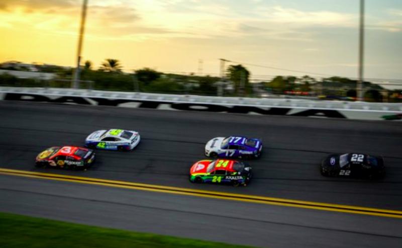 NASCAR: Így szólnak a Next Genek Daytonán (VIDEÓ)