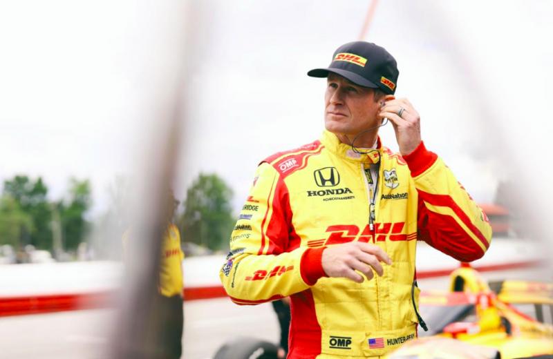 HIVATALOS: Ryan Hunter-Reay távozik az Andretti Autosporttól