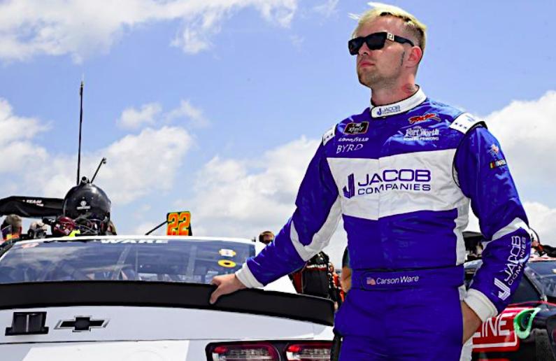Megdöbbentő részletek a letartóztatott NASCAR-versenyző ügyében